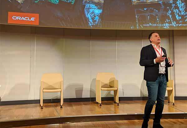 Oracle Cloud Innovation Day 2019: Alessandro Ippolito, Country Technology Sales Leader di Oracle Italia