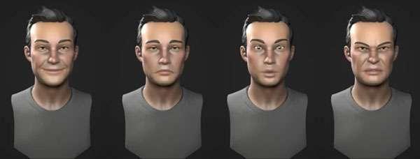 Facebook: le espressioni facciali degli Expressive Avatar
