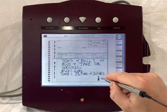 Apple WALT, il prototipo del 1993