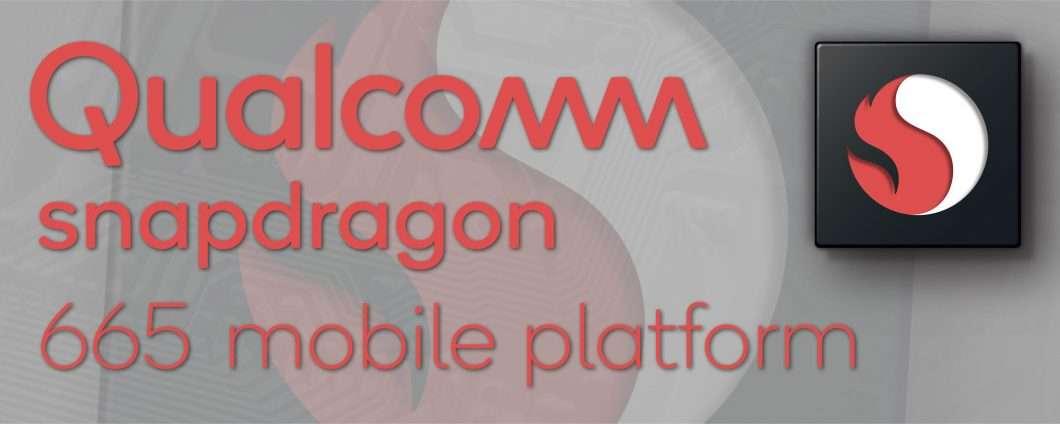 Qualcomm Snapdragon 665: IA, fotografia e gaming