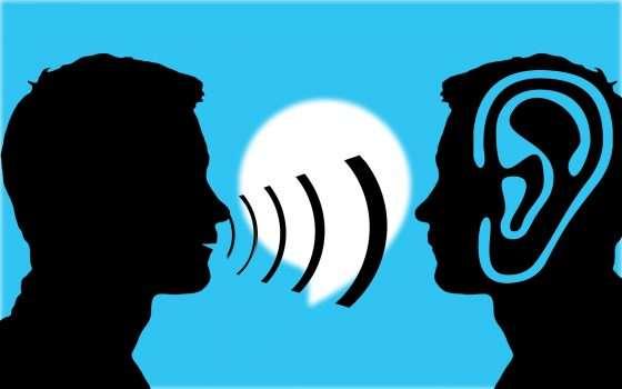 Alexa, Intelligenza Artificiale e orecchio umano