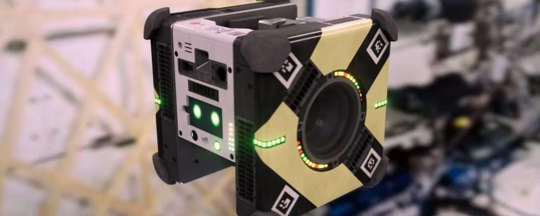Astrobee, il robot tuttofare della NASA per la ISS