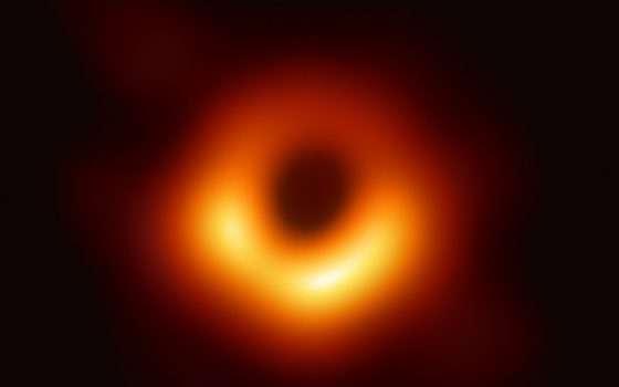 Messier 87: la foto del buco nero e lo stock cinese