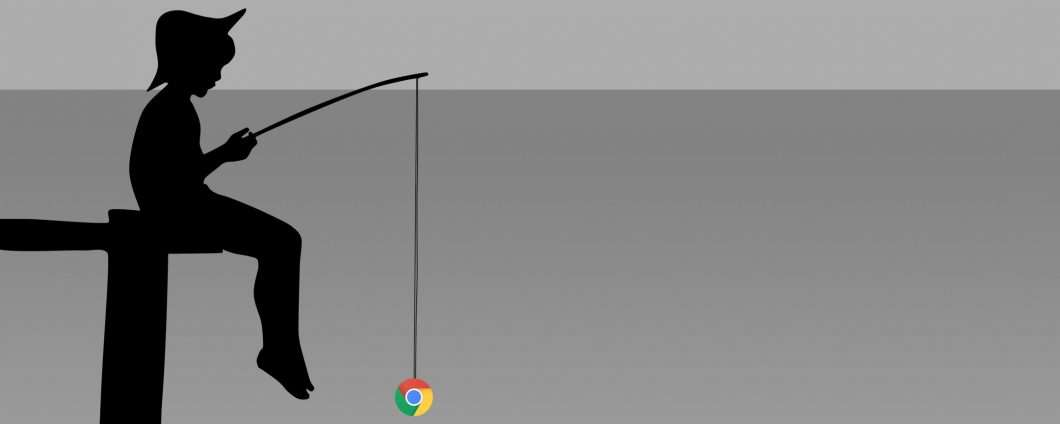 Chrome e la finta barra dell'indirizzo su mobile