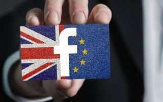 Brexit, tutta colpa di Facebook? Nope
