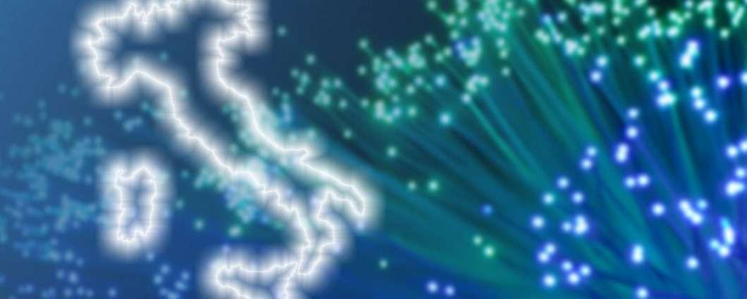 L'Italia della banda larga corre verso la fibra