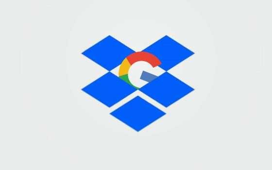 Dropbox e G Suite: via all'interoperabilità