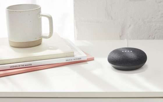 Google Home Mini scontato del 54%, 24,99€ su eBay