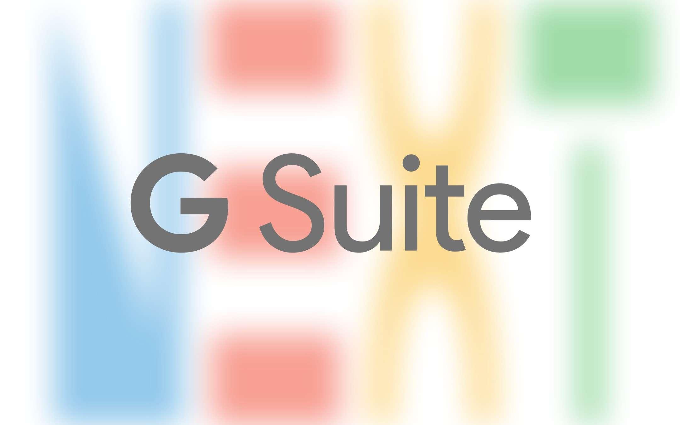 G Suite, novità dal Google Cloud Next