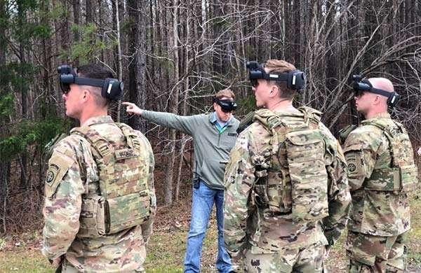HoloLens 2 per l'esercito USA