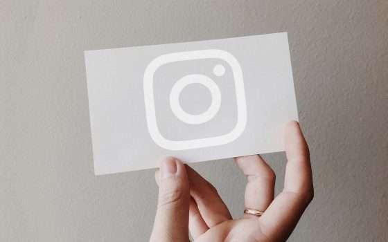 Account Instagram is the new biglietto da visita?