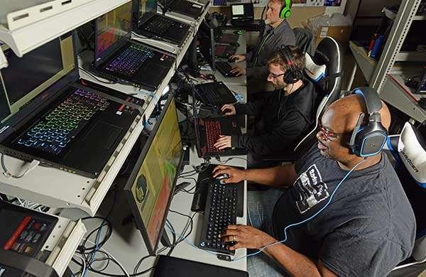 Intel e l'hardware per il gaming
