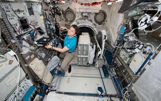 Stazione Spaziale Internazionale: batteri a bordo