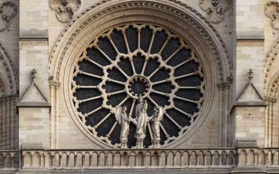 L'incendio di Notre-Dame, YouTube e l'11 settembre