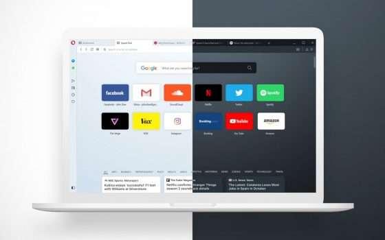 Opera 60: wallet per criprovalute anche su desktop