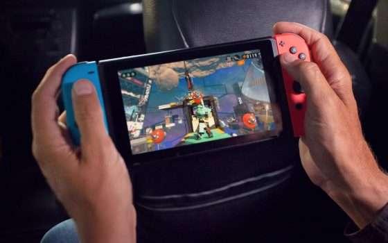 Dopo Switch Lite ecco la nuova Nintendo Switch