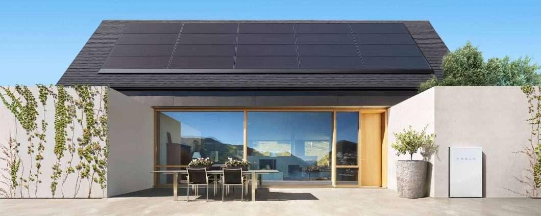 Energia e solare: i pannelli Tesla costeranno meno