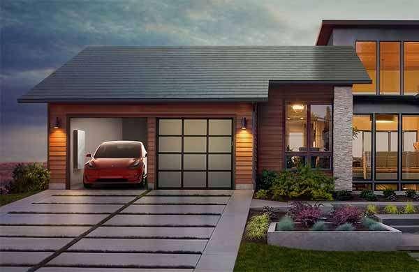 I pannelli fotovoltaici di Tesla