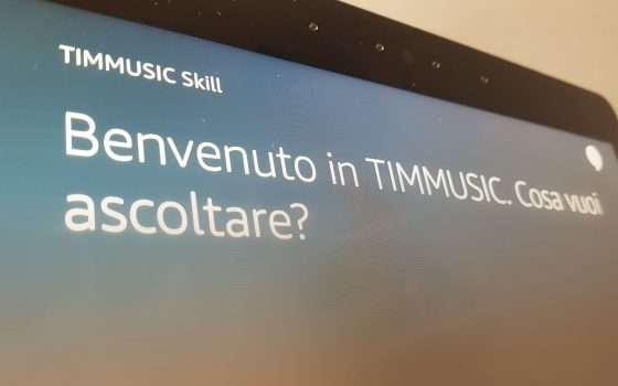 TIMMusic su Alexa, sfida Amazon Music e Spotify
