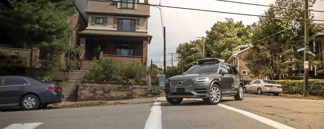 Un miliardo per le self-driving car di Uber