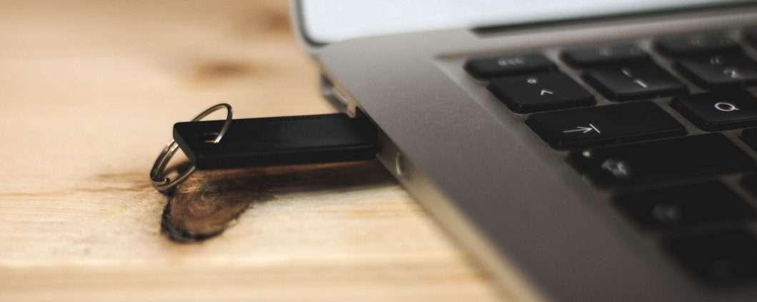 Windows 10 1809 e la rimozione sicura dei drive USB