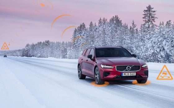 V2V: le auto di Volvo parlano e si avvisano