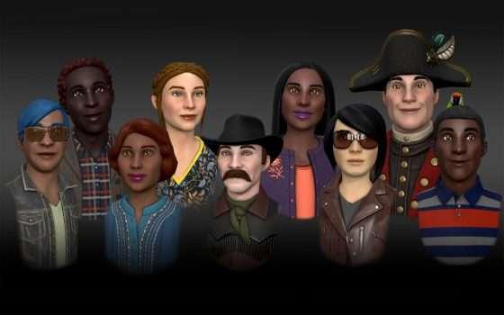 VR e social: gli Expressive Avatar di Oculus e FB