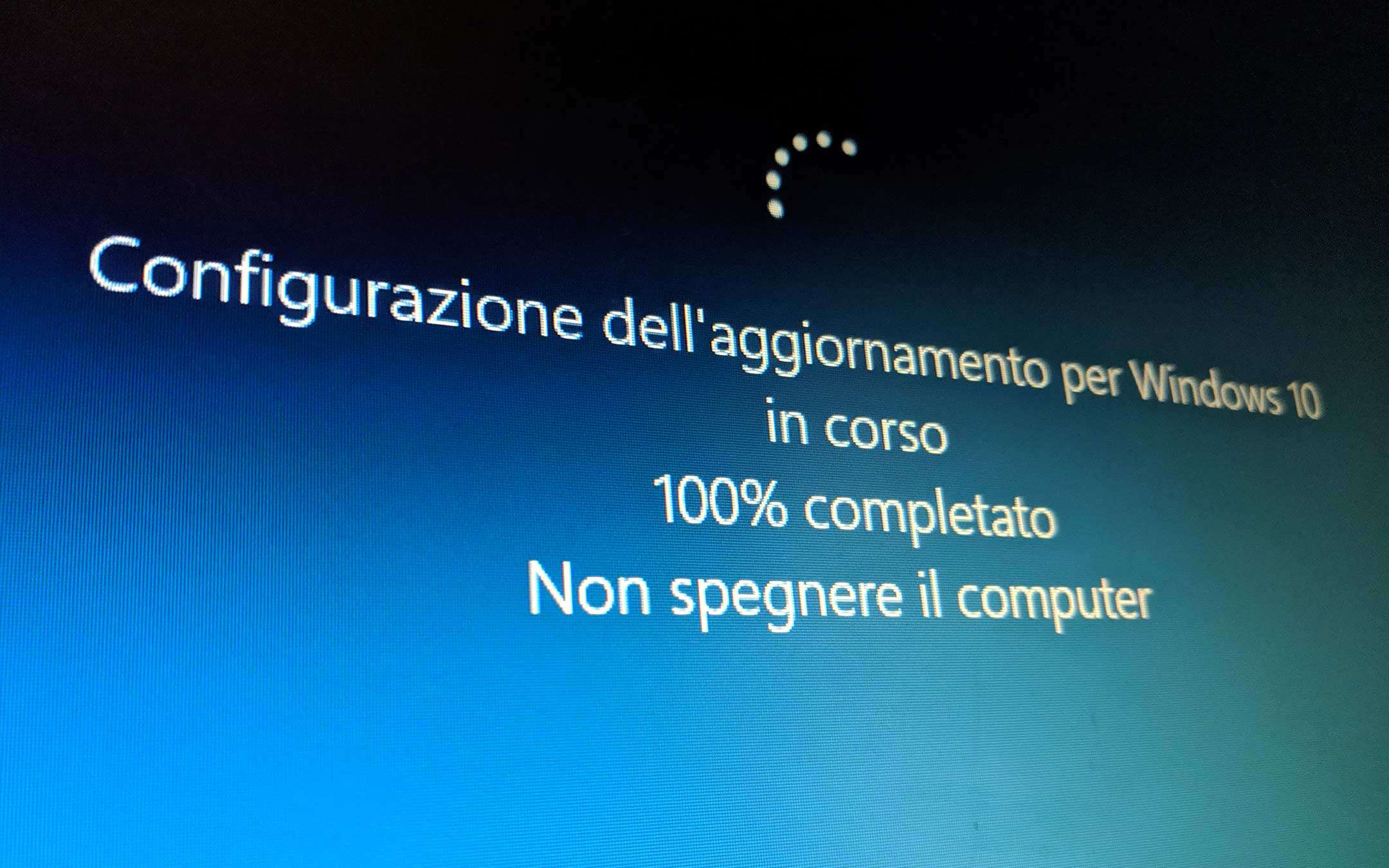 Windows 10: problemi con l'update KB4535996, non installare