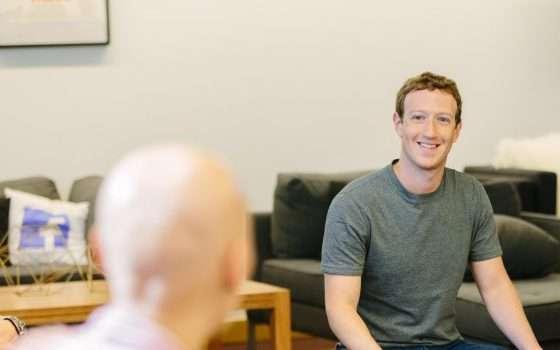 Facebook, upload involontario dei contatti email