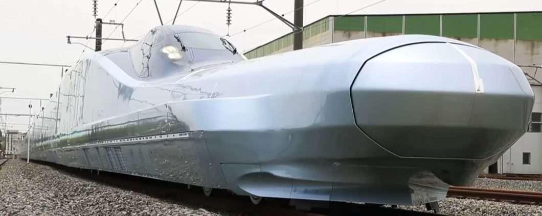 Alfa-X è il treno giapponese che va a 400 Km/h
