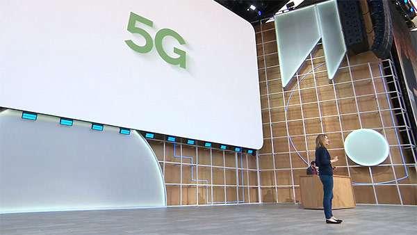 I/O 2019: Android Q e 5G