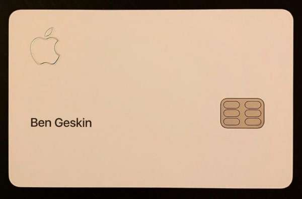 Apple Card, la carta di credito di Cupertino