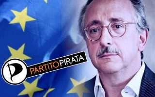 Marco Calamari: alle Europee con il Partito Pirata