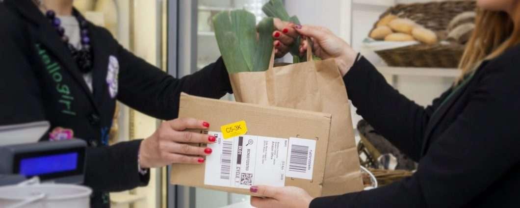 Amazon Counter: il pacco lo ritira il tabaccaio