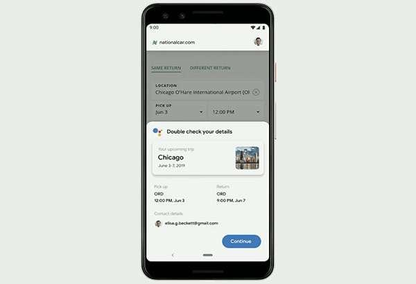 Google I/O 2019: Duplex