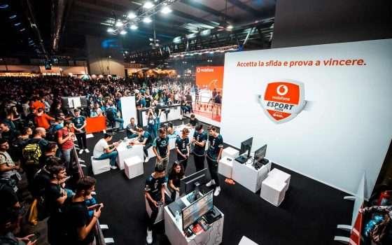 eSports e 5G: il torneo di Vodafone ed ESL