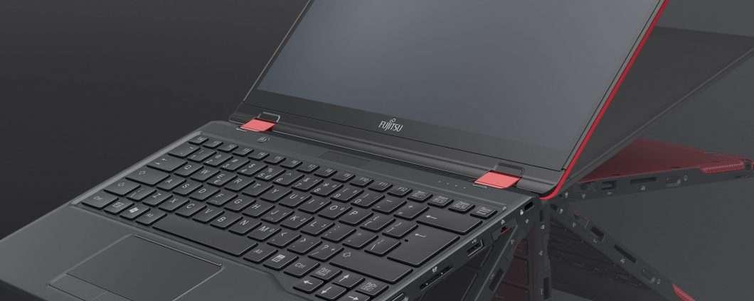 Fujitsu LIFEBOOK U939X, convertibile per business
