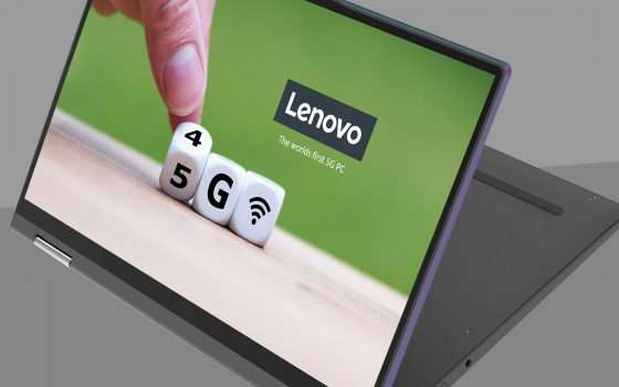 Project Limitless, Lenovo e Qualcomm per i PC 5G