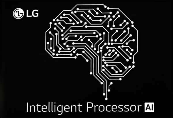 Un chip per l'intelligenza artificiale da LG
