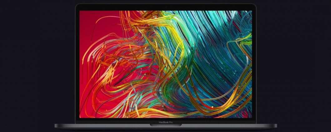 Apple presenta il nuovo MacBook Pro con CPU 8-core