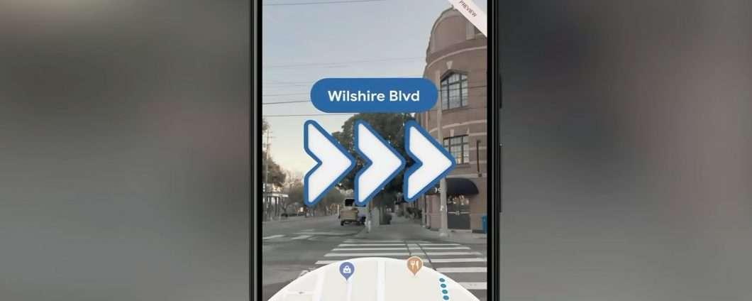 I/O 2019: Google Maps e la realtà aumentata