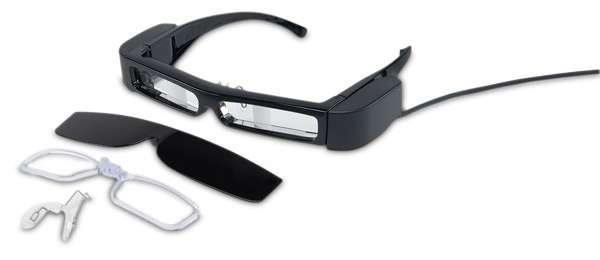 Moverio BT-30C, gli occhiali AR di Epson