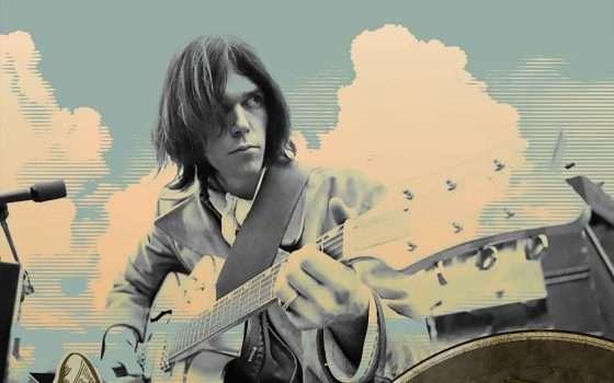 Neil Young: musica digitale e qualità, in un libro
