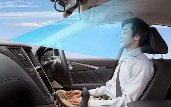 Nissan presenta la guida autonoma di ProPILOT 2