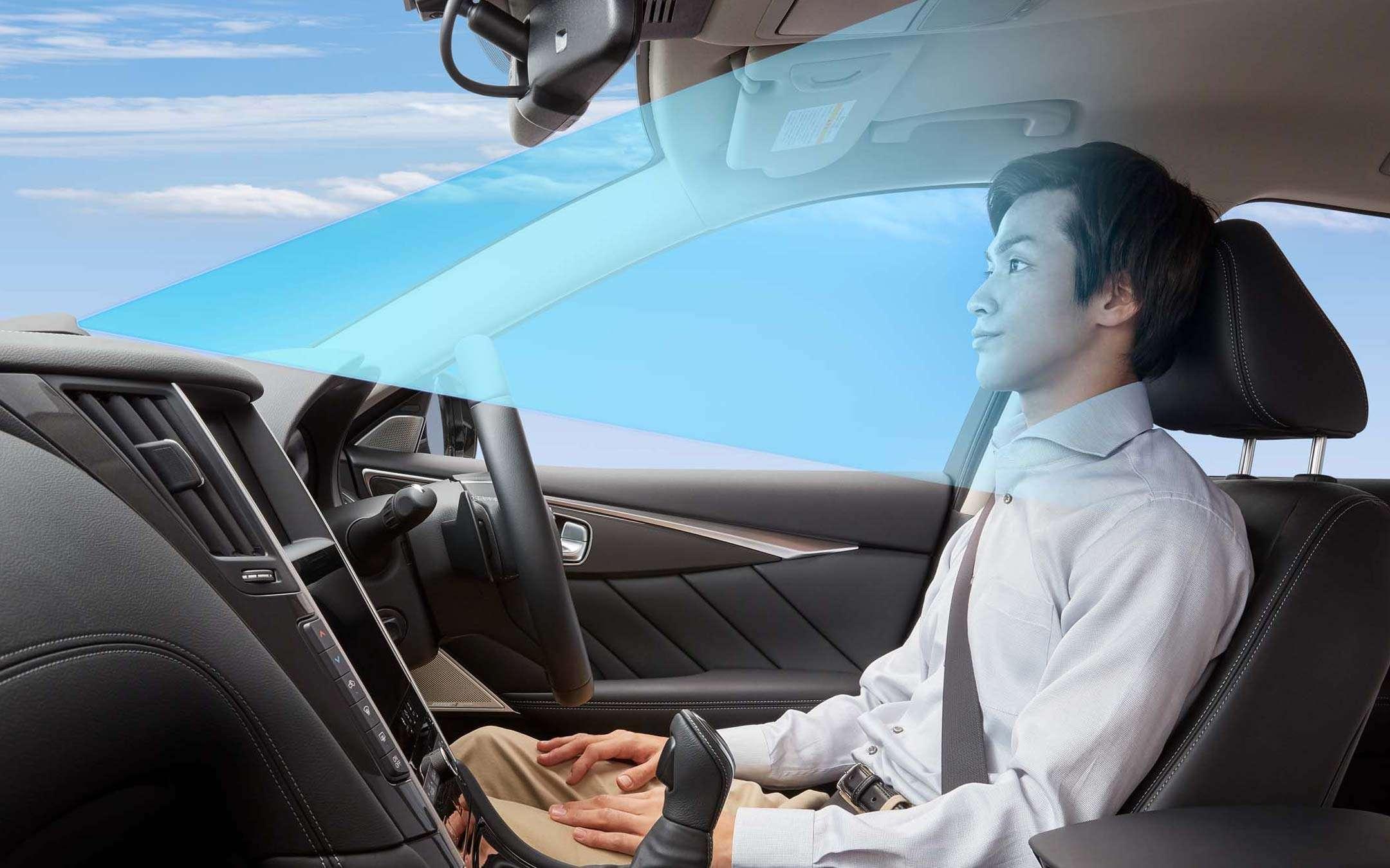Nissan Pro Pilot 2.0