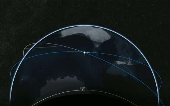 SpaceX: in orbita altri 60 satelliti Starlink