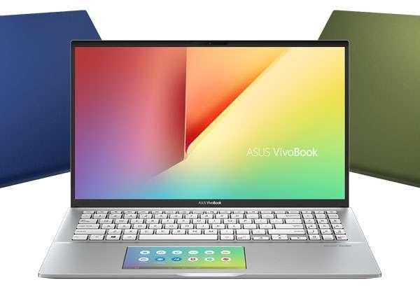 Nuovi ASUS VivoBook S14 e S15
