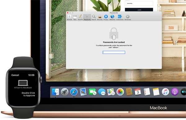 macOS 10.15 Catalina: Mac e Apple Watch