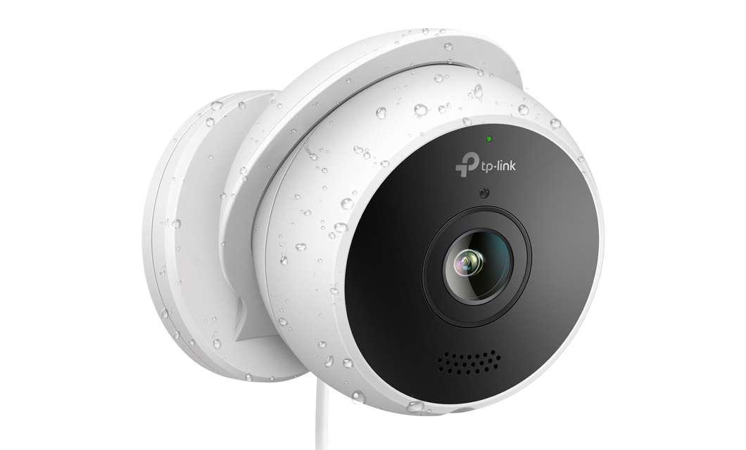 TP-Link kasa Smart: telecamera di sorveglianza outdoor