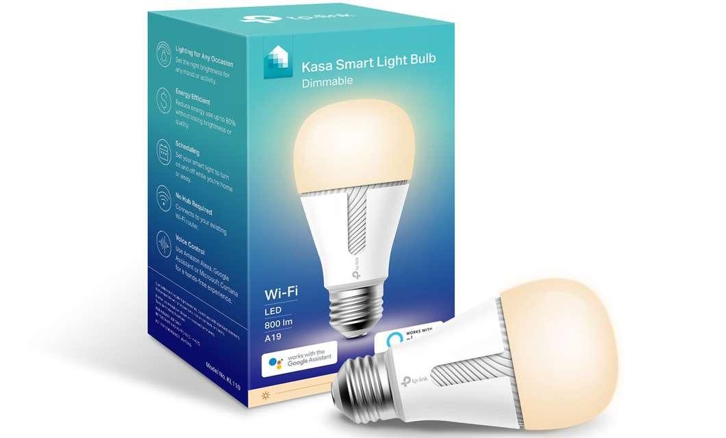 TP-Link kasa Smart: lampadine LED smart